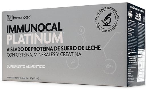 Caja Immunocal Platinum